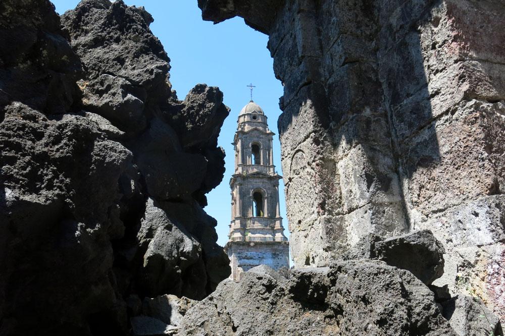 Paricutin Church