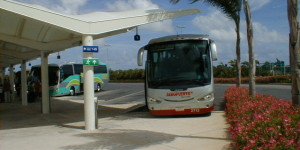 How To Take The Bus From Cancun Airport to Playa del Carmen